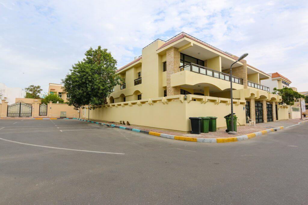 Al Karama villas for rent in abu dhabi